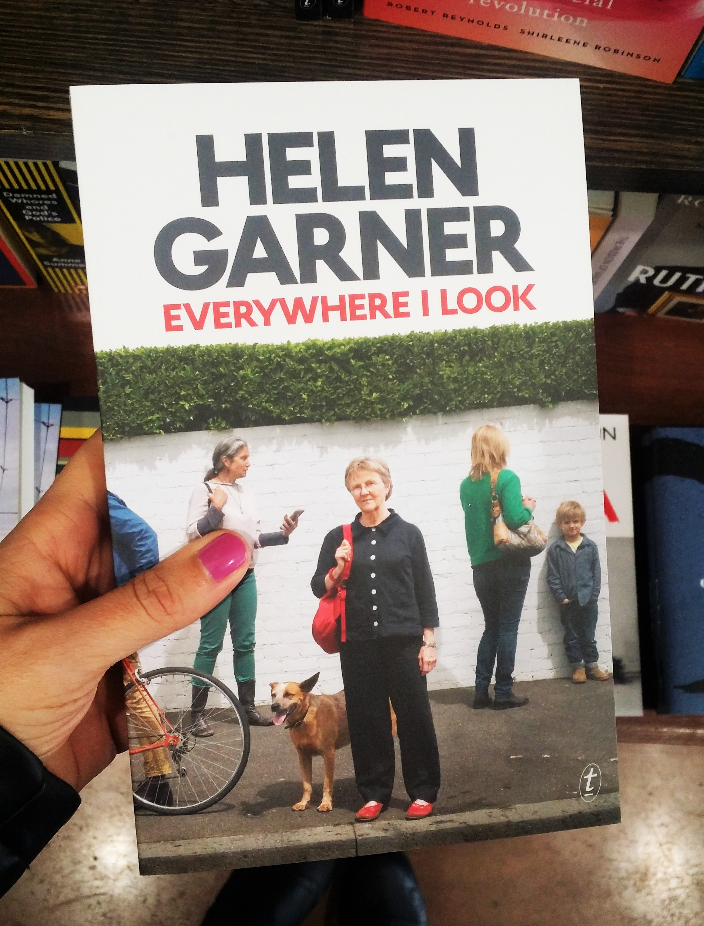 Everywhere I look Helen Garner