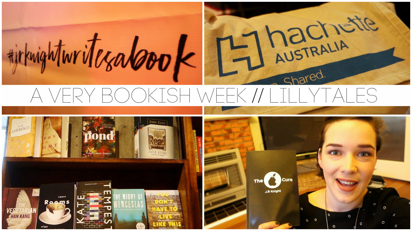 Bookish week lillytales