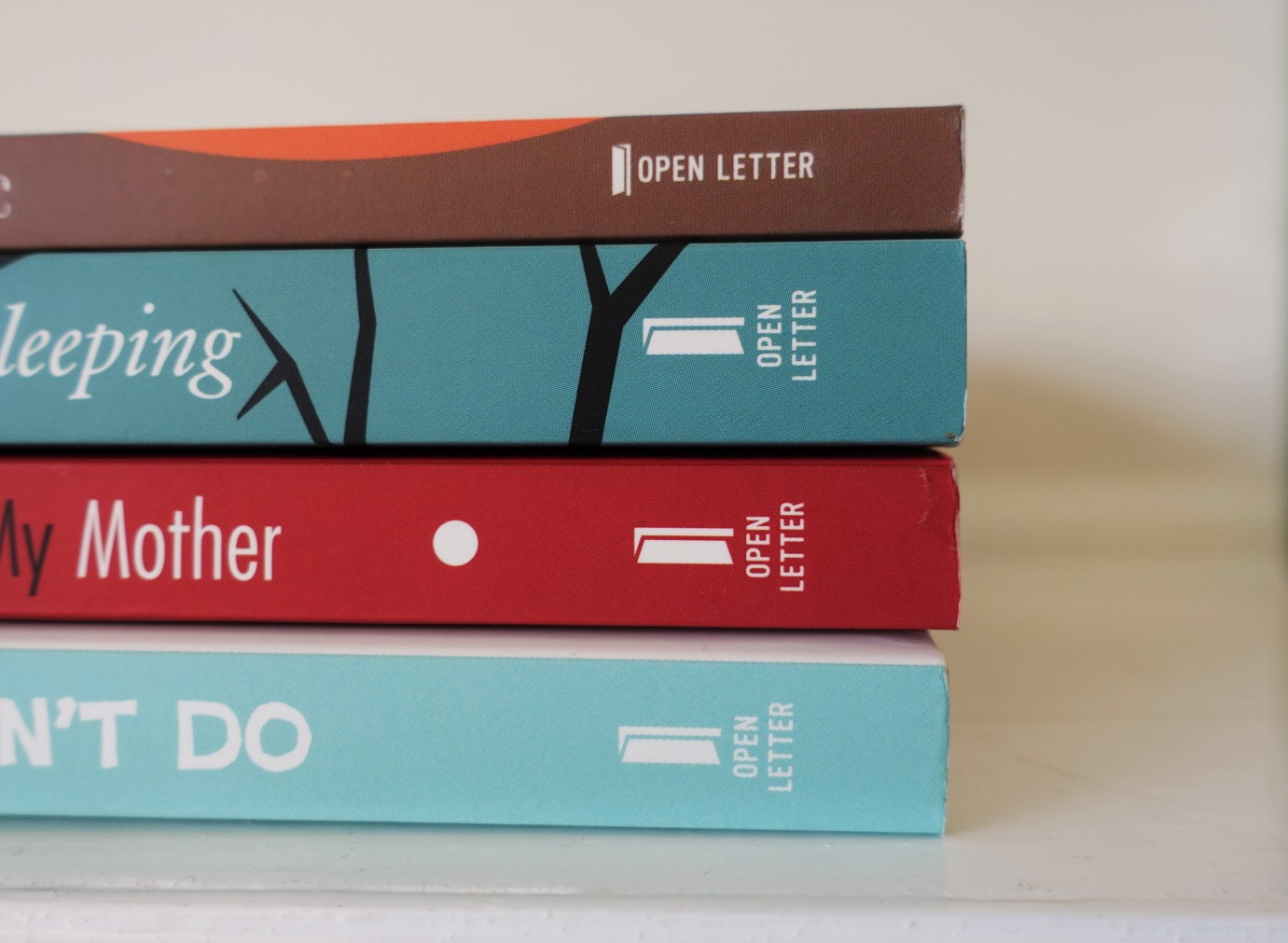 open letter books