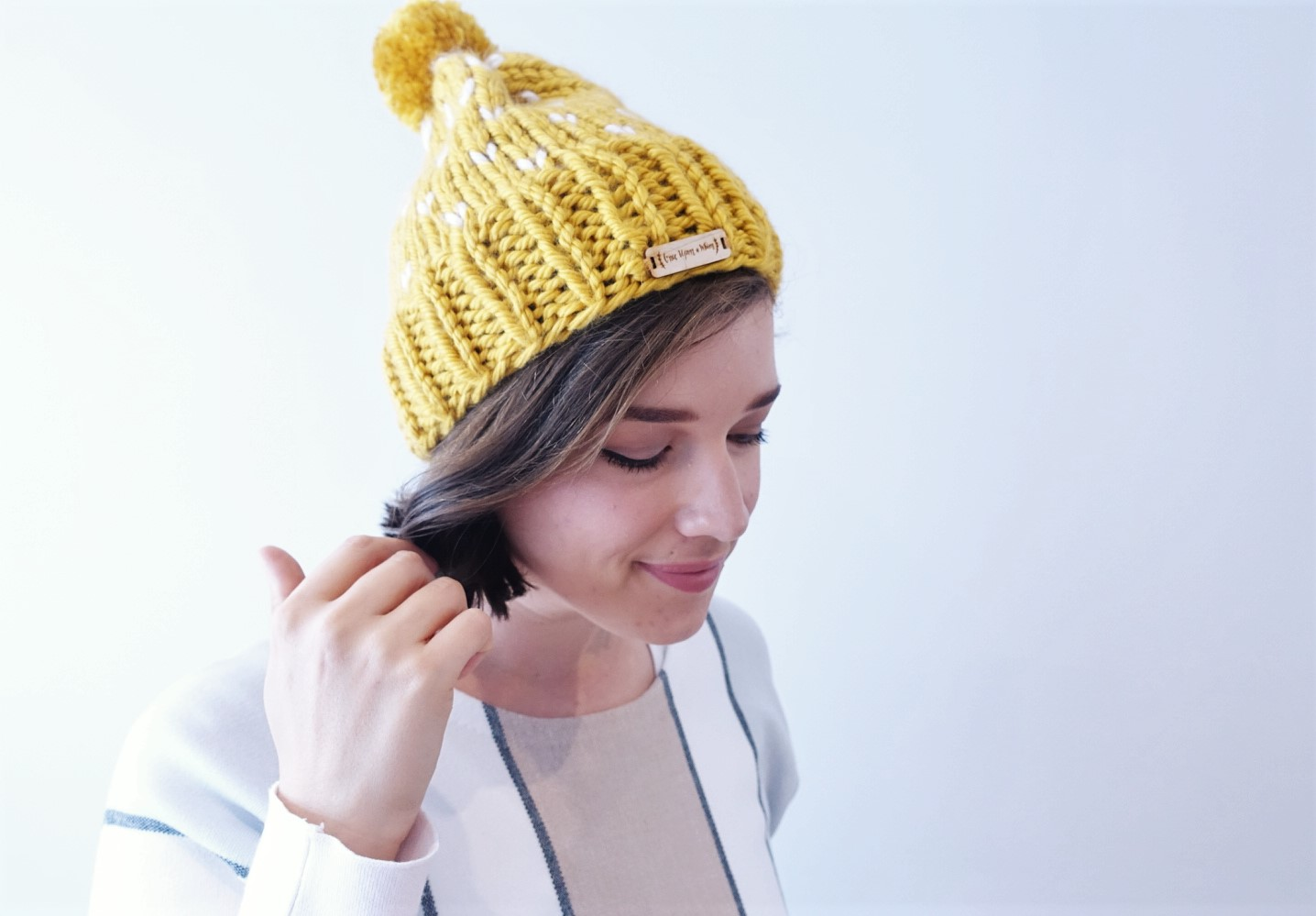 once upon a whim beanie