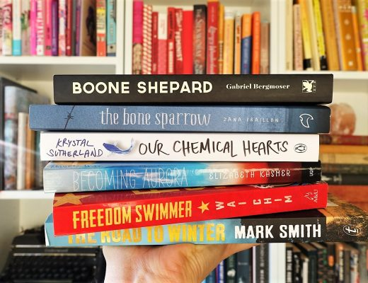 readings young adult book prize