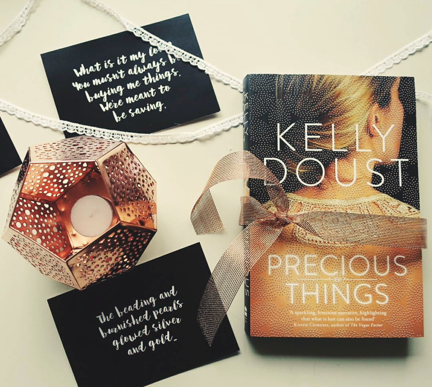 Precious Things by kelly doust